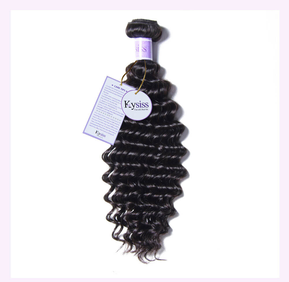 Unice kysiss deep wave 1pc hair
