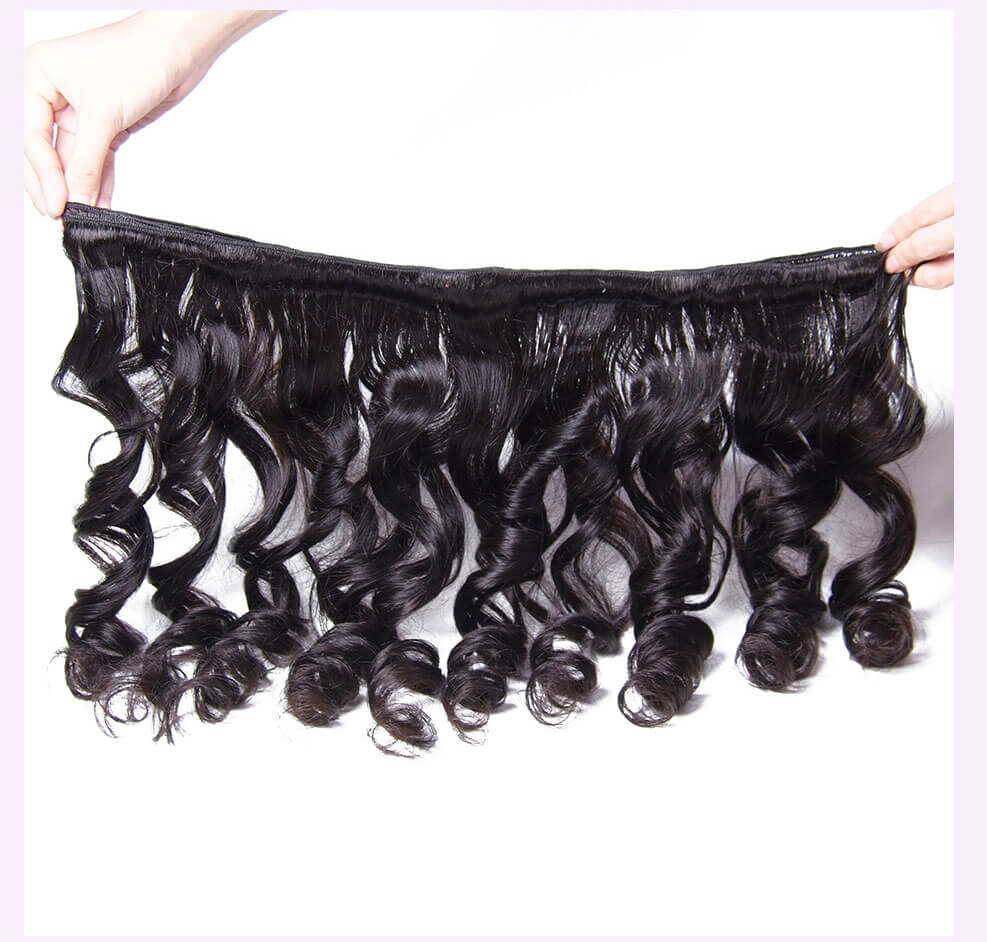 Unice kysiss loose wave 1pc hair