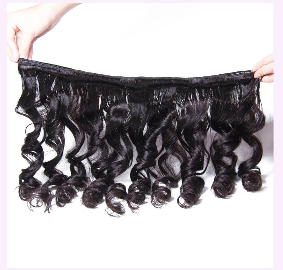 Unice kysiss loose wave 1pc hair