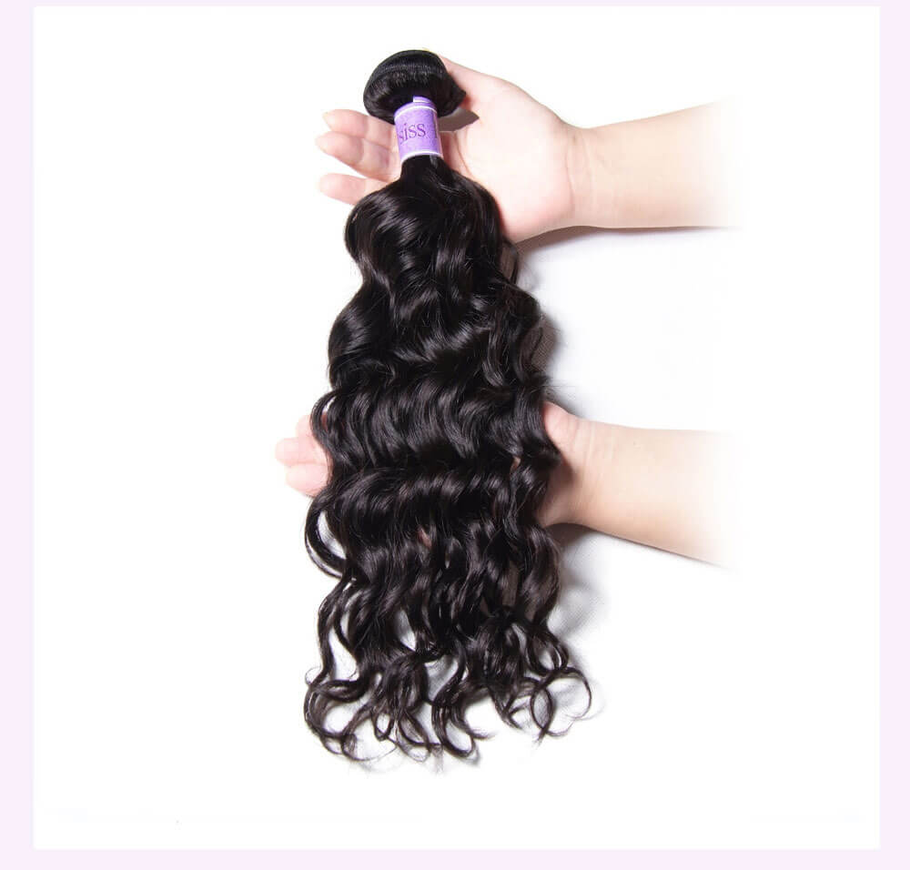 Unice kysiss natural wave 1pc hair