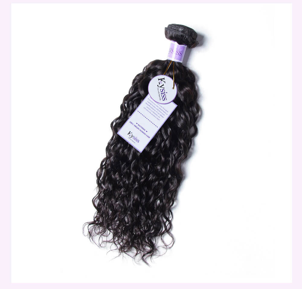 Unice kysiss water wave 1pc hair