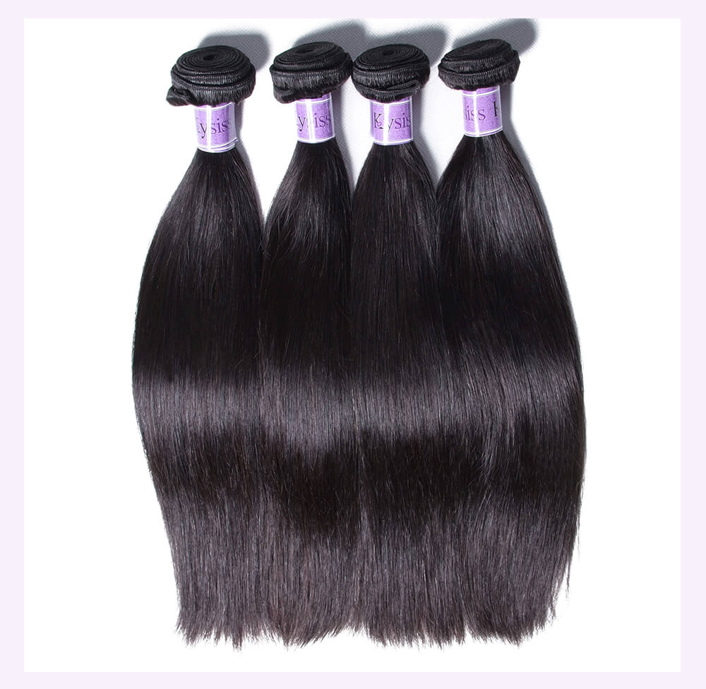 Unice kysiss India straight hair 3 bundles hair