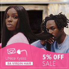 UNice 100% virgin human hair