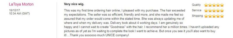 hair reviews