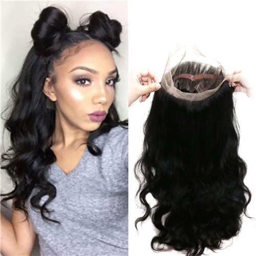 lace frontal sew in hairstyles