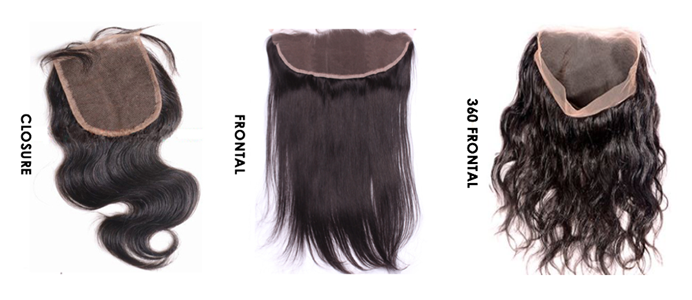 what is a 360 lace closure
