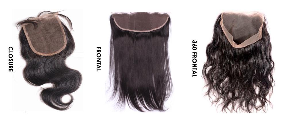 closure hair pieces