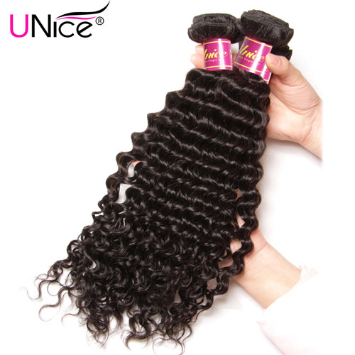 unice wavy hair weft