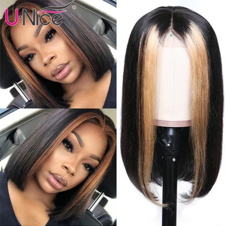ombre hair highlight