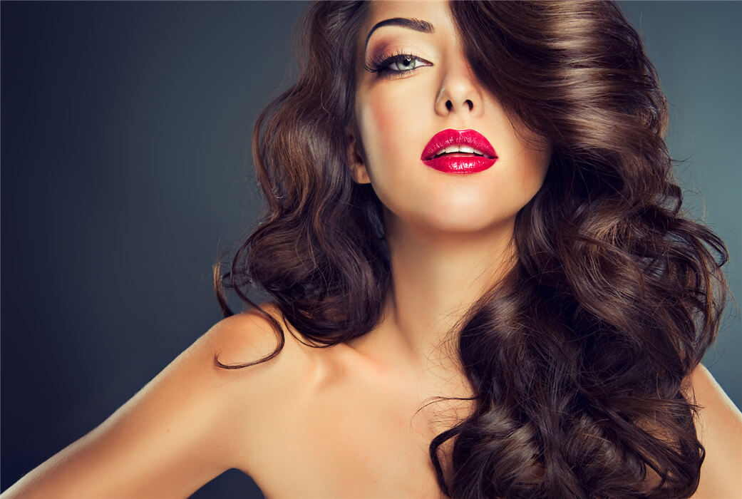 how to get shiny beautiful brazilian hair