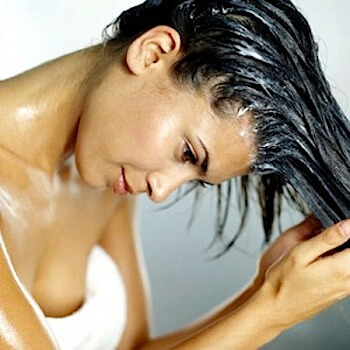 How to deep condition virgin peruvian hair?