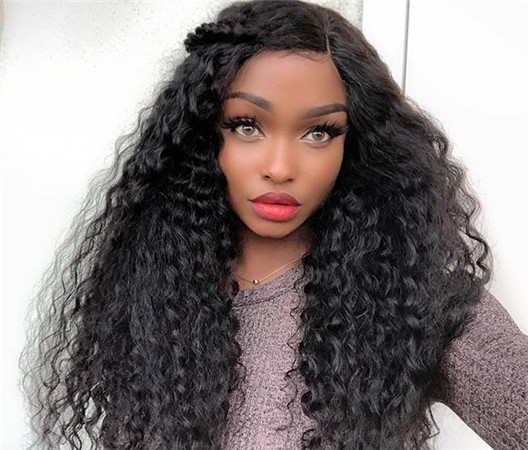 best Curly Lace Front Wig