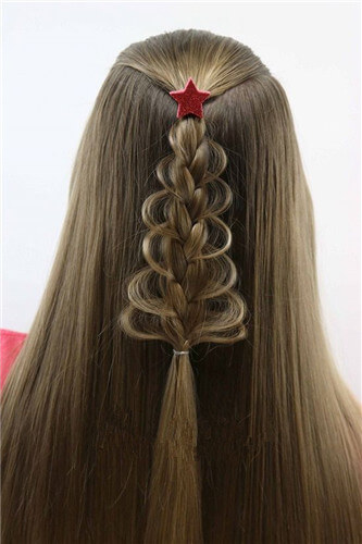 Tree Pull-Through Braid