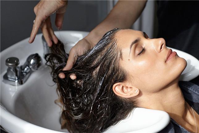 hair-wash