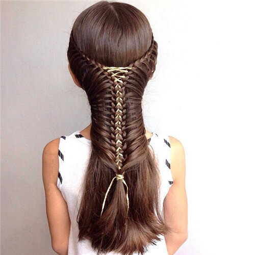 chrismas hairstyle