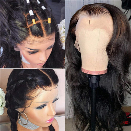 hd human hair lace wigs