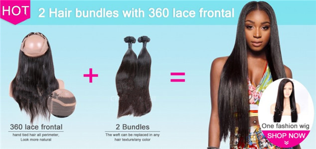 How many bundles do you need with a 360 frontal?