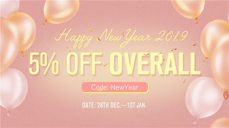 Unice New Year Sale 2019