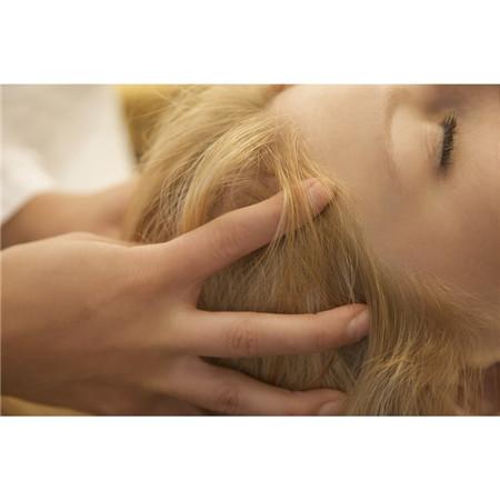 Do a Scalp Treatment.