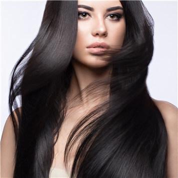 How to make peruvian human hair silky again?