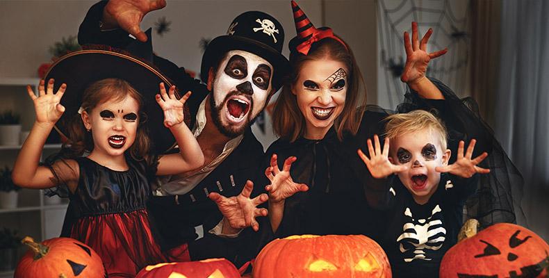 Vente de la journée d'Halloween UNice