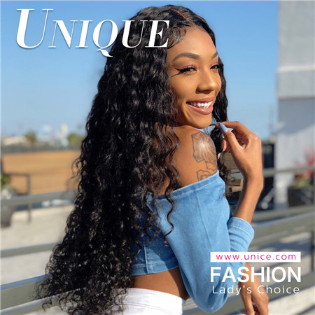 UNice hair bundles with closure